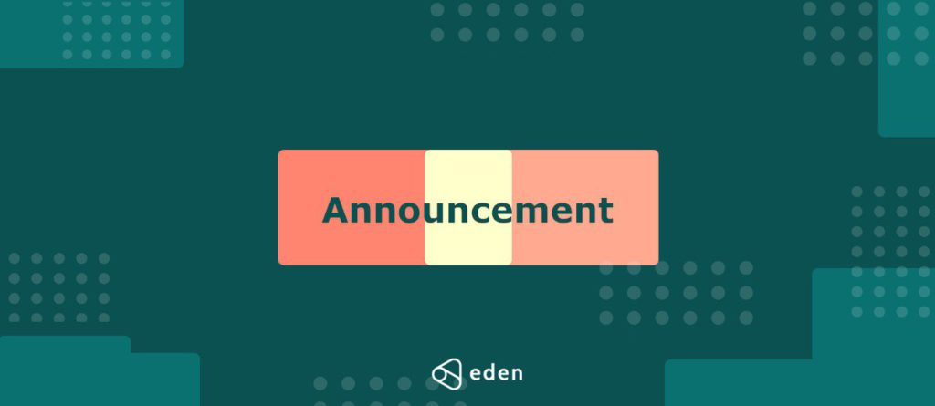 eden-announcement